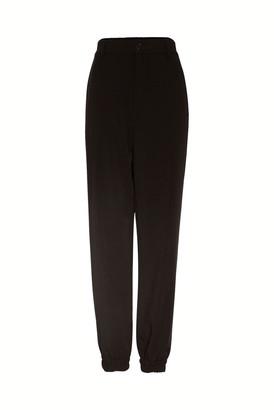 Gerard Darel Jogging-style Crepe Pants