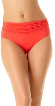 Anne Cole High-Waist Bikini Bottoms Women's Swimsuit