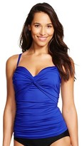 Merona Women's Underwire Tankini Top