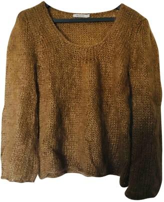 Mes Demoiselles ... Camel Wool Knitwear