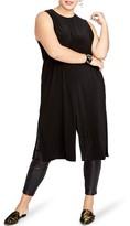 Rachel Roy Plus Size Women's Overlay Tunic