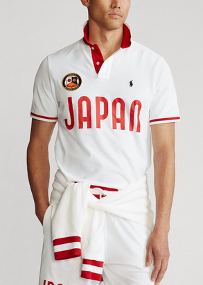 Ralph Lauren The Custom Slim Fit Japan Polo