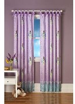 Franco Mfg Disney Princess and the Frog Tiana Window Panels - Drapes 84 by 84-Inch - Includes 2 panels