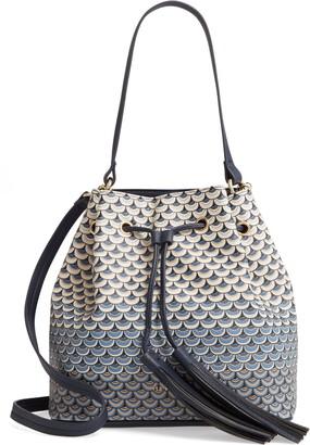 Ted Baker Bevley Faux Leather Bucket Bag