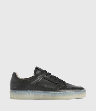 AllSaints Alton Low Top Leather Sneakers