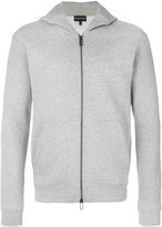Emporio Armani hooded sweatshirt - men - Cotton/Polyester - S