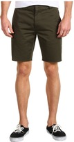 Brixton Toil Chino Short (Olive) - Apparel