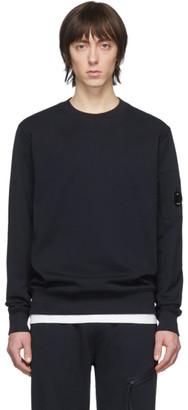C.P. Company Navy Crew Sweatshirt