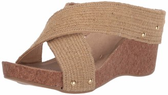 Chinese Laundry CL by Laundry Women's Abloom Jute Sandal