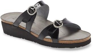 Naot Footwear Kate Rhinestone Buckle Sandal
