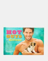 Books Hot Guys & Kittens Book