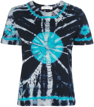Proenza Schouler White Label tie-dye short-sleeve T-shirt