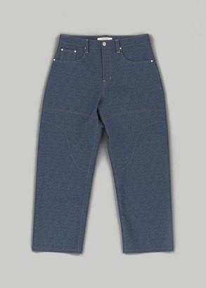 Totokaelo Archive Men's Ling Denim Jean in Indigo Size 28