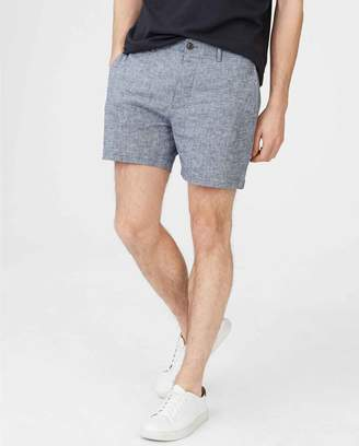 "Club Monaco Jax 5"" Chambray Short"