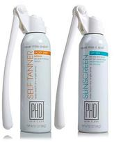 PHD Skin Care Never Miss A Spot Tan & Protect Duo - Medium