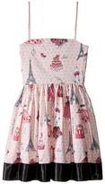 fiveloaves twofish Ribbon Party Vogue Dress (Big Kids)