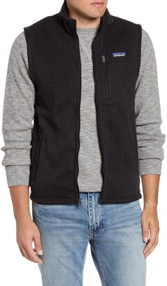 Patagonia Better Sweater(R) Zip Vest