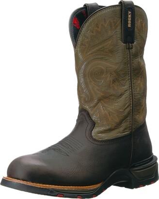 Rocky Men's RKW0206 Western Boot