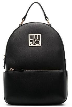Liu Jo Logo Plaque Backpack