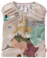 Oilily Girl's Vest - Beige -