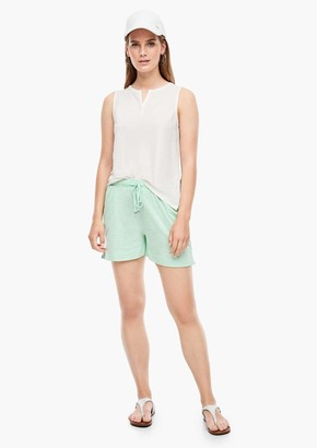 S'Oliver Women's 120.10.006.18.183.2054323 Shorts