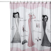 Bed Bath & Beyond Dressed to Thrill Shower Curtain
