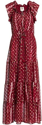 Figue Global Caravan Gianna Maxi Dress