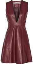 Acne Studios Lavern Leather Dress