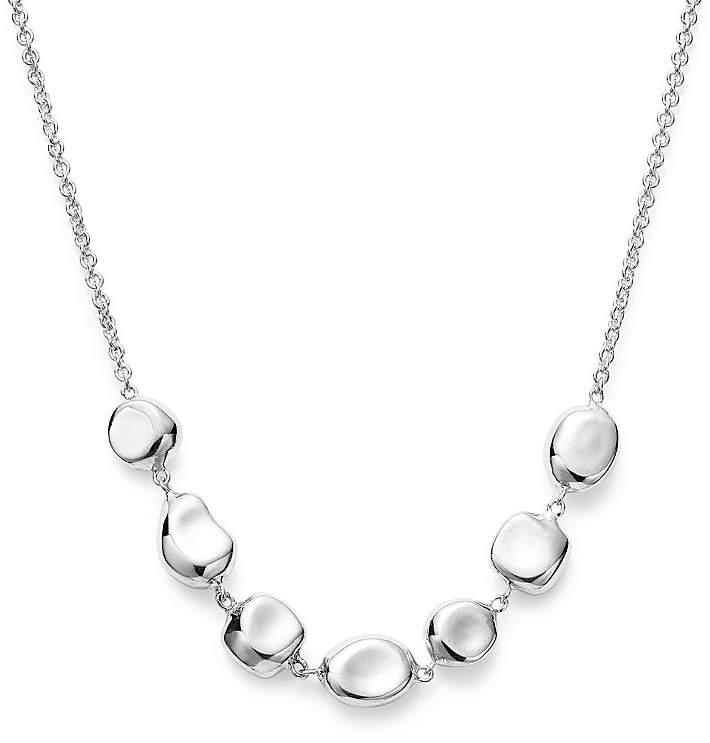 "Ippolita Sterling Silver Glamazon® Pebble Necklace, 16"""