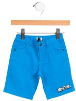 Moschino Boys' Embroidered Logo Shorts w/ Tags