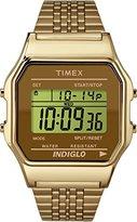 Timex Unisex Watch Quartz Stainless Steel Classic Digital TW2P48700