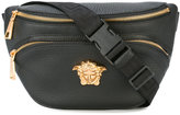 Versace Medusa charm bumbag - men - Leather - One Size