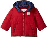 Carter's Heavyweight Classic Bubble Jacket (Toddler) - Red - 3T