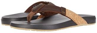 Reef Cushion Phantom SE (Brown/Cork) Men's Shoes