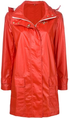 Fay Straight-Fit Raincoat