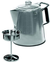 STANSPORT Stansport 28-Cup Stainless Steel Percolator Coffee Pot