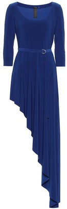 Norma Kamali Reversible stretch jersey dress