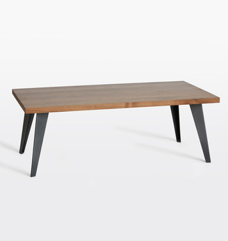 Rejuvenation Canby Flared Leg Coffee Table