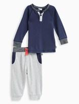 Splendid Baby Boy Sweater Top with Pant Set