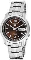 Seiko Men's SNKK79 Automatic Stainless Steel Watch
