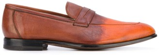 Kiton Degrade Penny Loafers