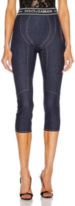 Dolce & Gabbana Tailored Pant in Dark Blue | FWRD