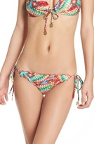 Luli Fama Women's Crystallized Brazilian Bikini Bottoms