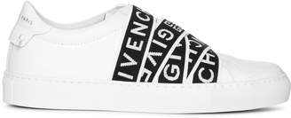 Givenchy Webbing white and black sneakers
