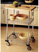 Container Store Metro® Commercial Chef's Cart