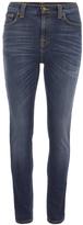 Nudie Jeans Women's Pipe Led Denim Jeans Navy Night