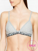 Calvin Klein Id Cotton Triangle Unlined Bra