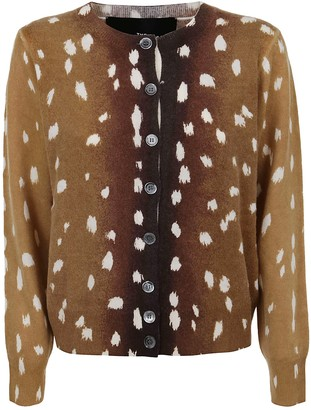 Marc Jacobs The Printed Cardigan