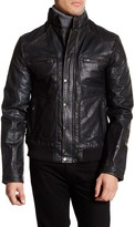 Rogue Genuine Leather Jacket