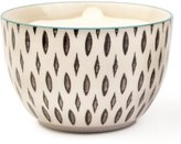 Paddywax Boheme Collection Soy Wax Candle In Hand Painted Ceramic Bowl, Earl Grey & Lavender